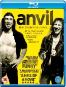 ANVIL! THE STORY OF ANVIL (Blu-Ray)