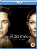 THE CURIOUS CASE OF BENJAMIN BUTTON (Blu-Ray)