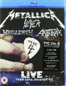 THE BIG 4 LIVE FROM SOFIA (Blu-Ray)