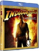 INDIANA JONES AND THE KINGDOM OF THE CRYSTAL SKULL (Blu-Ray)