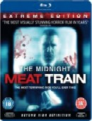 THE MIDNIGHT MEAT TRAIN (Blu-Ray)