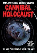 CANNIBAL HOLOCAUST - 25th Anniversary Collector's Edition