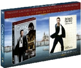 CASINO ROYALE (2006): Limited Collector's Edition