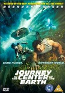 JOURNEY TO THE CENTER OF THE EARTH (3-D)