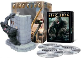 KING KONG (2005) - Deluxe Extended Limited Edition Box Set