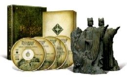 THE LORD OF THE RINGS: THE FELLOWSHIP OF THE RING - Extended Edition Collector's Set