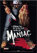 MANIAC: Limited Edition Tin