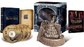 THE LORD OF THE RINGS: THE RETURN OF THE KING - Extended Edition Collector's Set