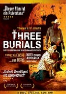 THREE BURIALS - Special Edition